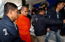Cảnh sát Thái Lan đột kích nhiều chùa, bắt hàng loạt sư tham ô