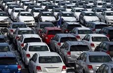 JAMA: Xuất khẩu ôtô của Nhật Bản sang Mỹ có xu hướng giảm