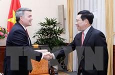 Thúc đẩy quan hệ Đối tác toàn diện Việt Nam và Hoa Kỳ