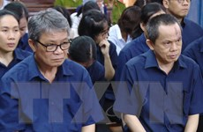 Vụ Ngân hàng Đại Tín: Các bị cáo hối hận về hành vi phạm tội