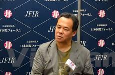 Giáo sư Nhật: Giao lưu con người khiến quan hệ Việt-Nhật sâu sắc hơn
