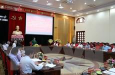 Bộ Chính trị tiến hành kiểm tra Ban Thường vụ Tỉnh ủy Ninh Bình