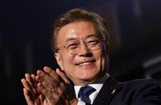 Ông Moon Jae-in kêu gọi hợp tác kinh tế liên Triều sau phi hạt nhân