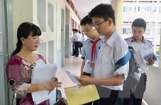 Thi vào lớp 10 tại TP.HCM: Hơn 500 thí sinh vắng mặt ở ngày thi đầu