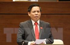 Bộ trưởng Giao thông nhận trách nhiệm về các vụ tai nạn đường sắt