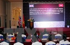 Kỷ niệm sinh nhật Nữ hoàng Anh và 45 năm quan hệ ngoại giao Việt-Anh