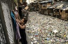 Philippines nỗ lực làm sạch con kênh bị ô nhiễm rác thải nhựa ở Manila