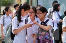 Gần 21.000 thí sinh tham dự kỳ thi vào lớp 10 Trung học phổ thông