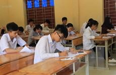 Kỳ thi vào lớp 10 tại Nghệ An: Năm đầu tiên thực hiện bài thi tổ hợp