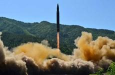 Trang 38 North: Triều Tiên đã phá hủy một bệ phóng thử tên lửa