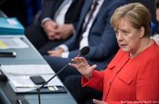 Bà Merkel trả lời chất vấn của các nghị sỹ lần đầu tiên sau nhậm chức