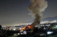 Mexico: Nổ kho chứa pháo hoa làm 7 người chết, phá hỏng 93 ngôi nhà