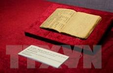 Trưng bày 200 hiện vật, hình ảnh về văn học-nghệ thuật kháng chiến