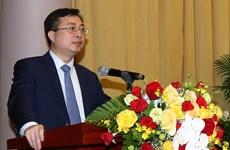 Ông Bùi Trường Giang được bổ nhiệm làm Phó Trưởng ban Tuyên giáo TW