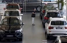 Thị trường xe ôtô lớn nhất thế giới phục hồi sau khi giảm thuế
