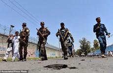 Afghanistan: Nổ trước một tòa nhà chính phủ tại thủ đô Kabul