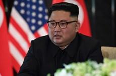 Nhà lãnh đạo Triều Tiên Kim Jong Un sẽ rời Singapore vào tối nay