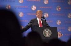 Điểm chính trong cuộc họp báo của ông Trump sau thượng đỉnh Mỹ-Triều