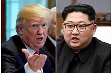 Lãnh đạo Mỹ-Triều Tiên sẽ hội đàm riêng trong 45 phút