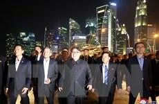 Nhà lãnh đạo Triều Tiên muốn học hỏi phát triển kinh tế từ Singapore