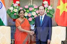 Nhà nước, quân đội Việt Nam đánh giá cao sự giúp đỡ của Ấn Độ