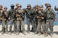 Tập trận chung Mỹ-Hàn sẽ được quyết định qua tham vấn quân sự