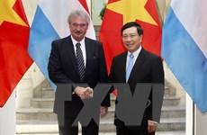Luxembourg coi Việt Nam là đối tác ưu tiên hợp tác phát triển