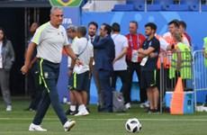 """Đội tuyển Brazil tìm phương án hóa giải """"bài toán"""" Thụy Sĩ"""