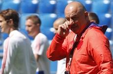 Lượt trận thứ hai bảng A: Đội tuyển Nga không ngại Salah