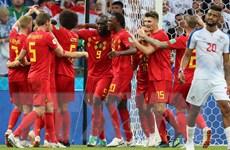 Các ngôi sao tỏa sáng, Bỉ thắng đậm 3-0 trước Panama