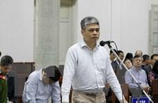 Phúc thẩm vụ PVN thất thoát 800 tỷ đồng: Nguyễn Xuân Sơn rút kháng cáo