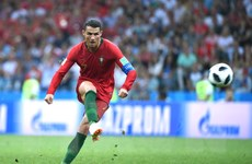 Patrice Evra bật mí về ý chí kiên cường của Cristiano Ronaldo