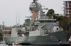 Anh giành được hợp đồng đóng tàu chiến nhiều chục tỷ USD của Australia