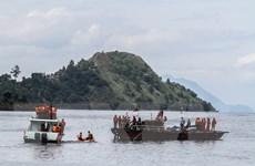 Indonesia phát hiện nhiều thi thể trong tàu bị đắm trên hồ Toba