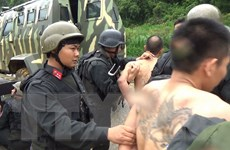 Chiến công xuất sắc của công an trong chuyên án ma túy ở Lóng Luông