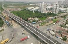 Thành phố Hồ Chí Minh: Thông xe cầu vượt vòng xoay Mỹ Thủy