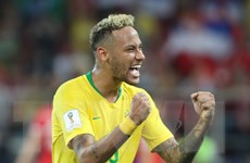 Brazil đang trở thành ứng cử viên vô địch số 1 của World Cup 2018