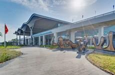 Đưa vào khai thác Nhà ga quốc tế sân bay Cam Ranh theo chuẩn 4 sao