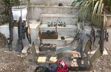Vụ vây bắt trùm ma túy ở Sơn La: Thu 38 khẩu súng, hơn 6.000 viên đạn