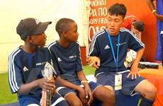World Cup 2018: Bóng đá Việt Nam trên Quảng trường Đỏ
