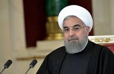 Tổng thống Rouhani tới Thụy Sĩ để bàn về thỏa thuận hạt nhân Iran