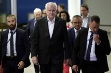Đức: CDU và CSU đạt được thỏa thuận về chính sách nhập cư