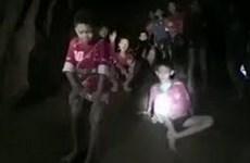 Thái Lan chuẩn bị đưa đội bóng thiếu niên ra khỏi hang Tham Luang