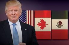 Tổng thống Mỹ để ngỏ ký NAFTA sửa đổi sau bầu cử giữa nhiệm kỳ