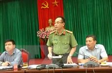 Công an Hà Nội thông tin vụ một người tự thiêu trước trụ sở tiếp dân