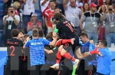 Đội tuyển Croatia không ngại sức ép từ nước chủ nhà Nga