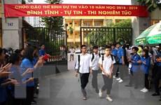 Hà Nội làm rõ một số vấn đề liên quan đến công tác tuyển sinh