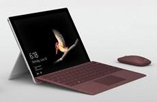 """Microsoft ra mắt máy tính bảng Surface Go: """"Sát thủ"""" của iPad"""