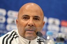 HLV Sampaoli tạm thời được chỉ định dẫn dắt đội U20 Argentina
