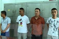 Triệt xóa hai đường dây tổ chức cá độ bóng đá quy mô lớn ở Thanh Hóa